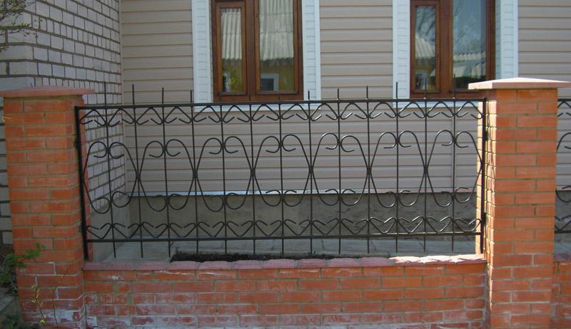 Заборы металлические в орле как собирать ворота для двора